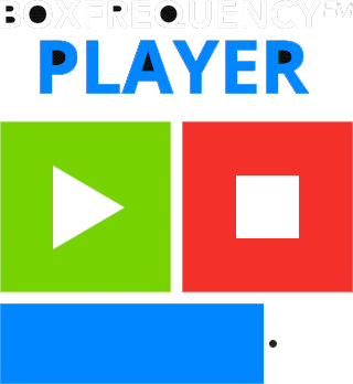 Boxfrequency.fm player